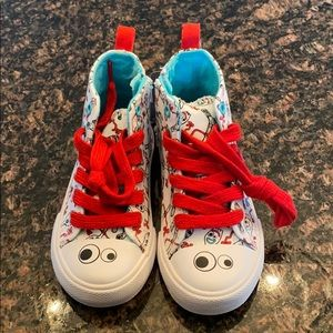 Disney store Forky sneakers